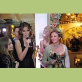 Церемония открытие бутика Michal Negrin